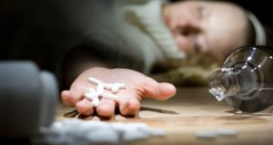 лечении острых наркотических отравлений